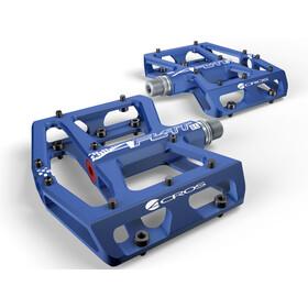 ACROS A-Flat XL Pedaler blå